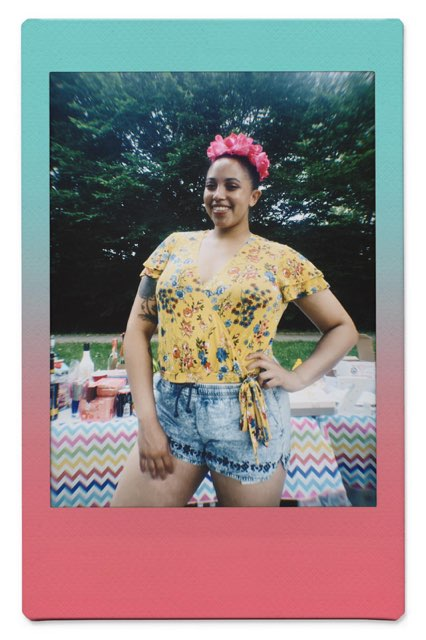 Jade Andrea Borges's profile image