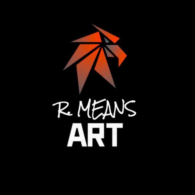 R. Means Art's profile image
