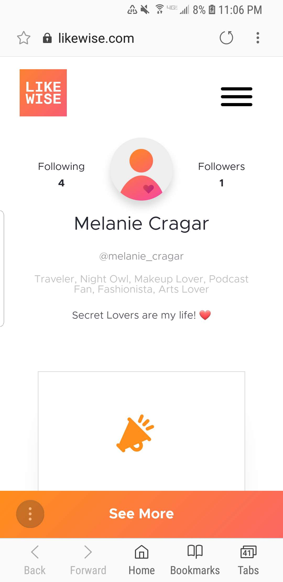 Melanie Cragar's Profile Picture
