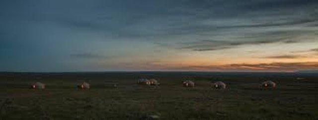 Kestrel Camp Yurts