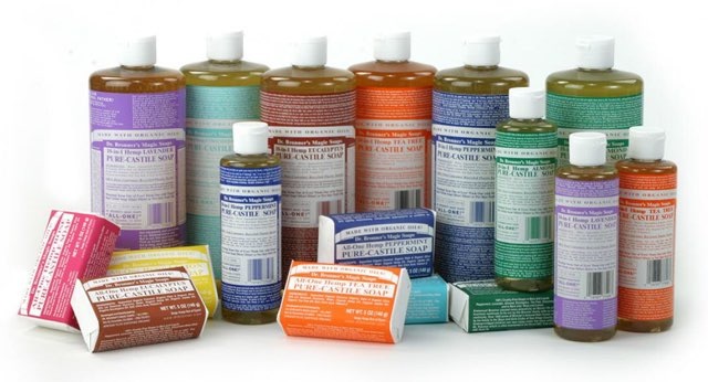 Organic Pure-Castile Soap, Organic Body & Hair Care, Organic Toothpaste - Dr. Bronner's image