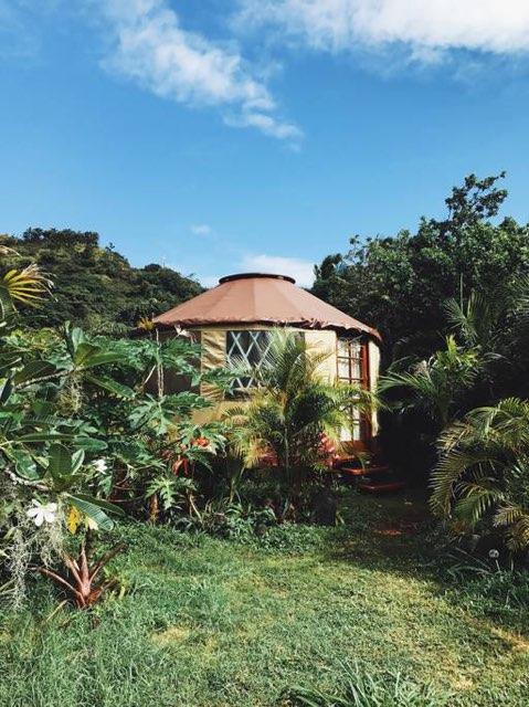 Sunset Beach Yurt