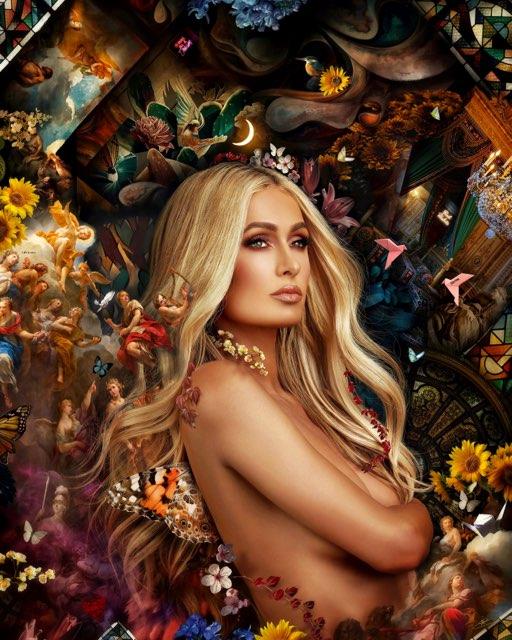 Paris Hilton's profile image