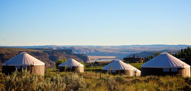 List item Cave B Inn Desert Yurts image