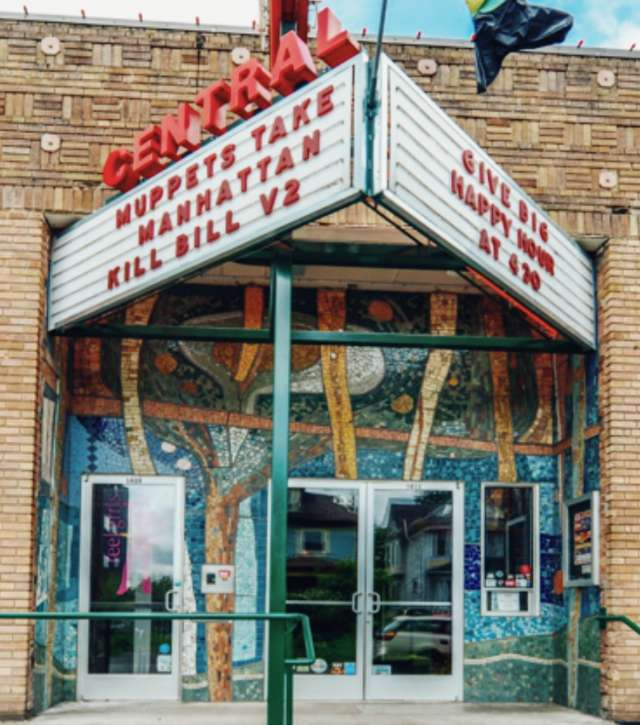 CENTRAL CINEMA – Your Neighborhood Movie Joint image