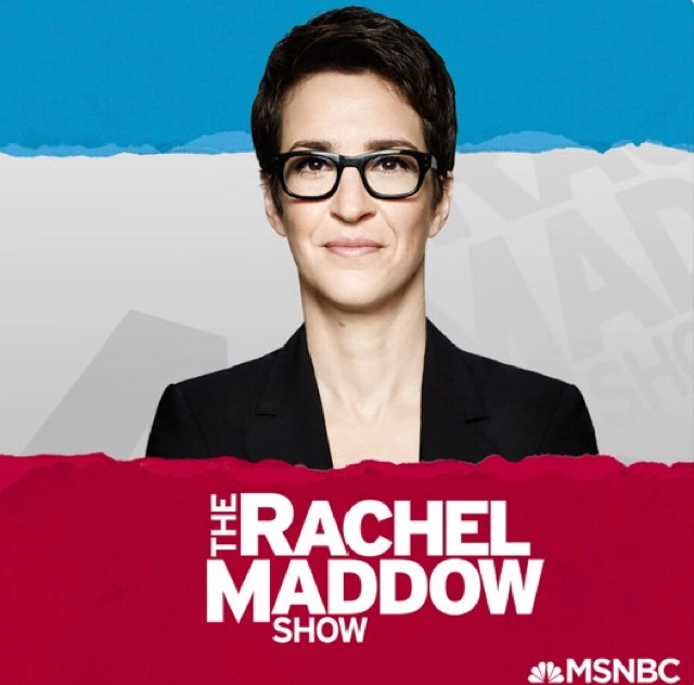 List item The Rachel Maddow Show podcast image