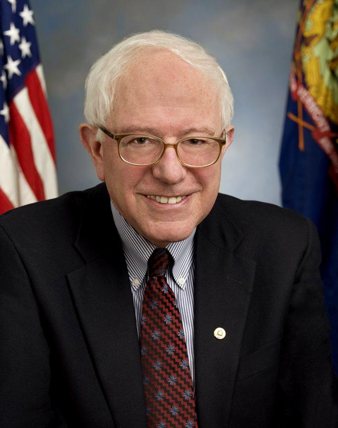 Bernie Sanders - Wikipedia image
