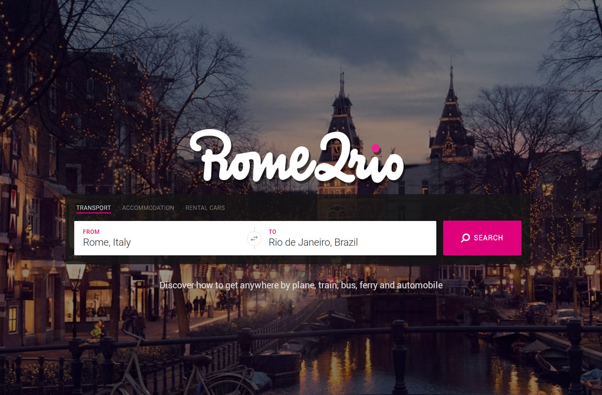 List item Rome2rio: discover how to get anywhere image
