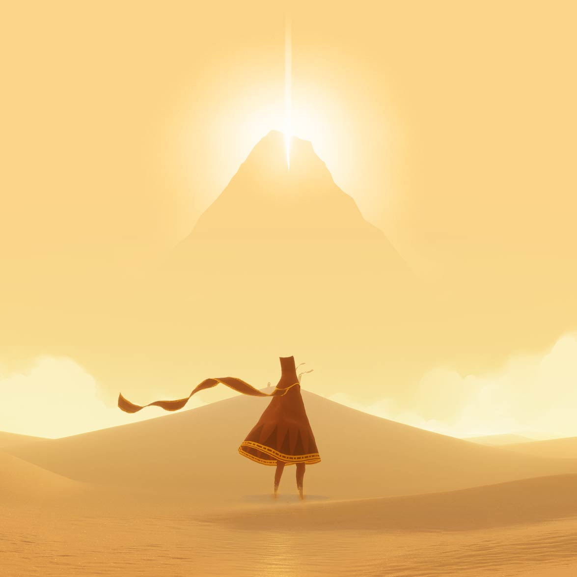Journey banner backdrop