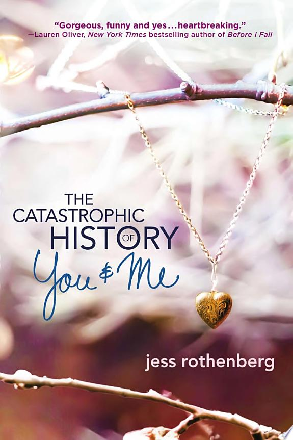 The Catastrophic History of You & Me banner backdrop