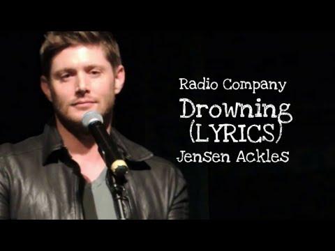 Jensen Ackles - Drowning (LYRICS) image