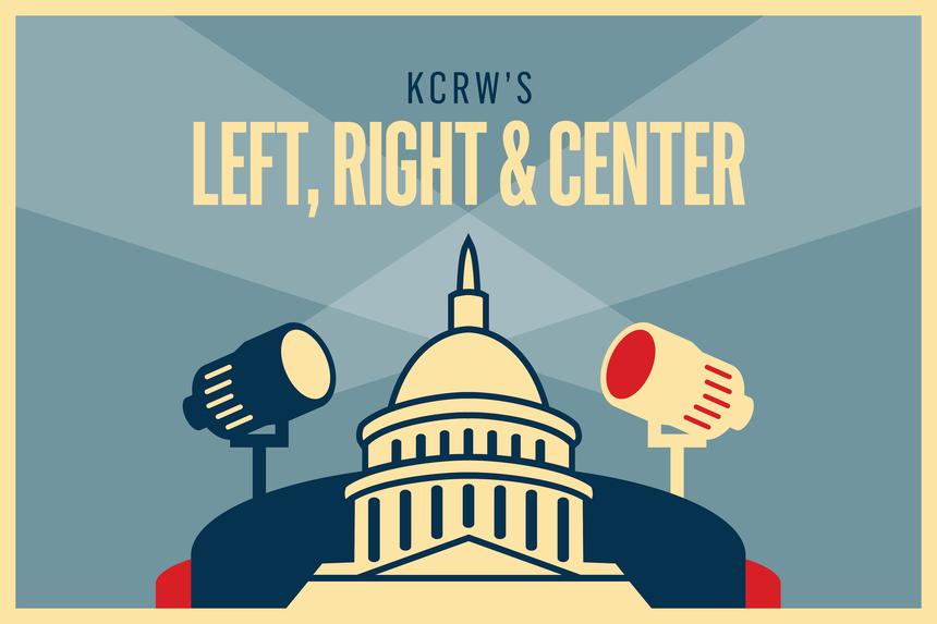 List item Left, Right & Center KCRW image