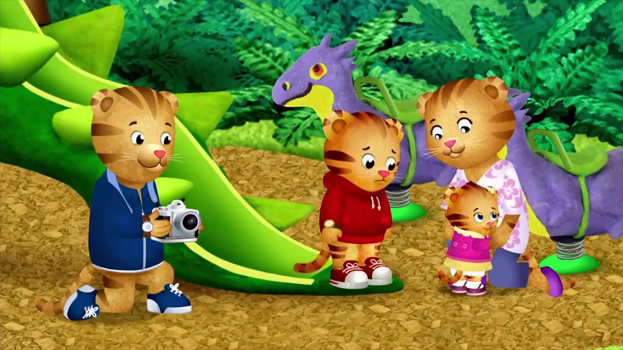 Daniel Tiger's Neighbourhood Family Road Trip and More!