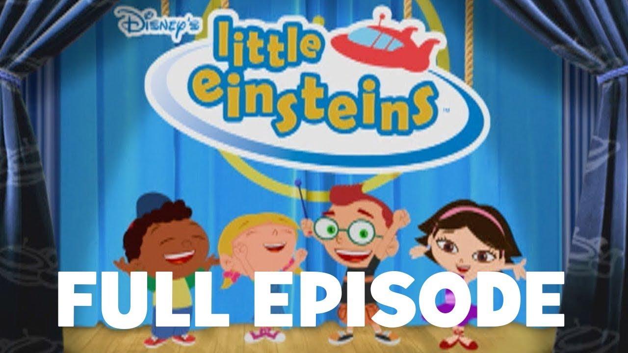 The Christmas Wish | Full Episode | Little Einsteins | Disney Junior