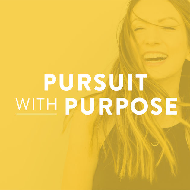 List item Pursuit With Purpose by Melyssa Griffin on Apple Podcasts image