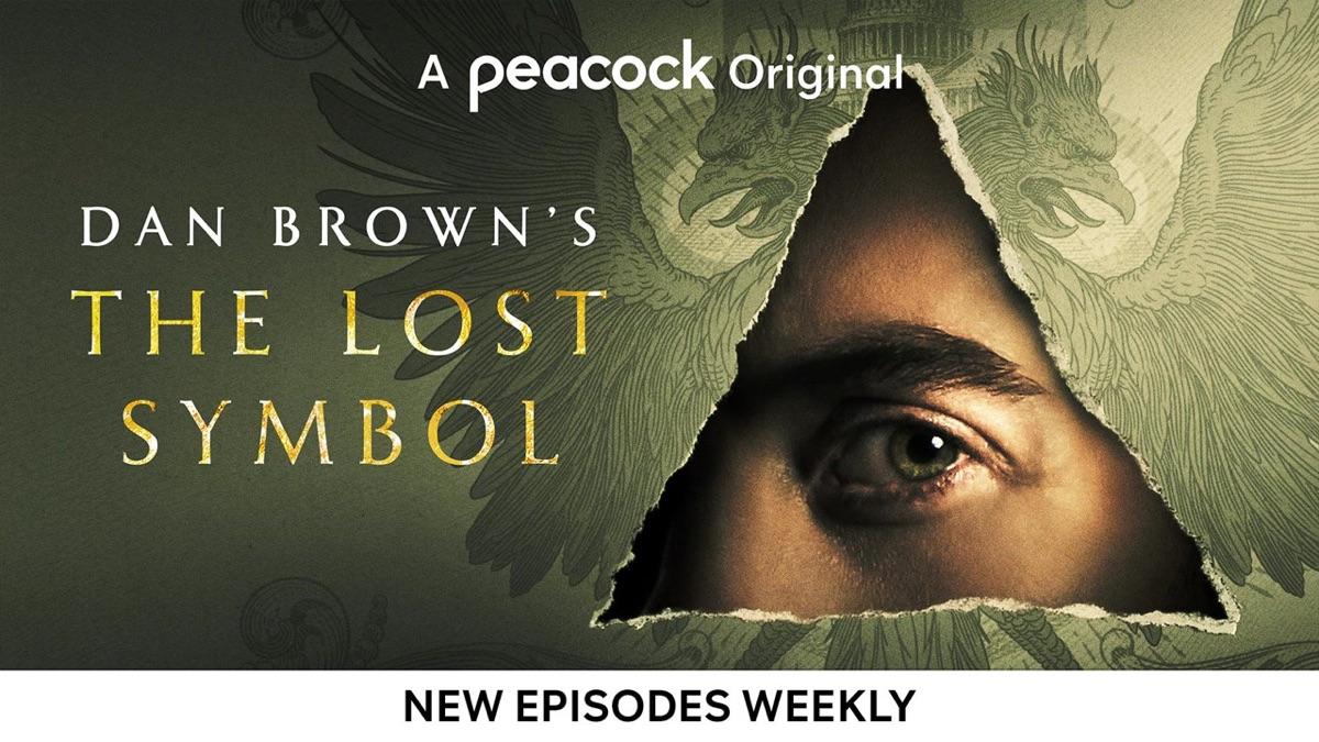 Dan Brown's The Lost Symbol   Apple TV image