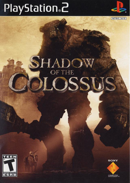 Shadow of the Colossus banner backdrop