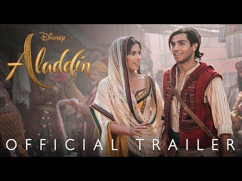 Disney's Aladdin Official Trailer image