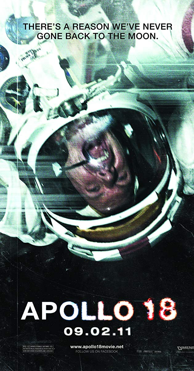 Apollo 18 (2011) - IMDb banner backdrop