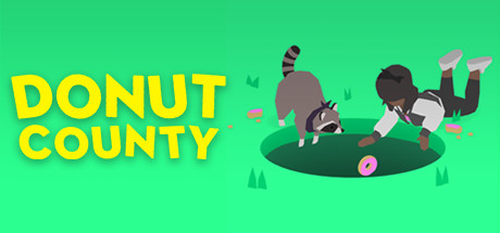 Donut County on Steam image