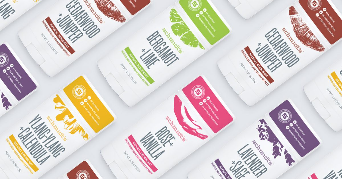 Schmidt's Naturals | Award-Winning Natural Deodorant & New Bar Soaps